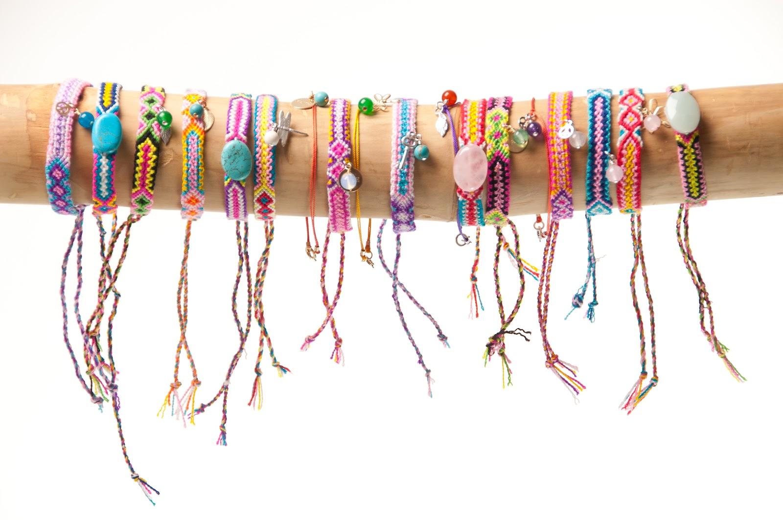 dessin de mode pas cher grandes variétés GIVEAWAY: IBIZA BRACELETS BY MELZ JEWELERY | Fashionista Chloë